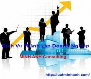 tư vấn thành lập công ty, dịch vụ thành lập doanh nghiệp, công ty