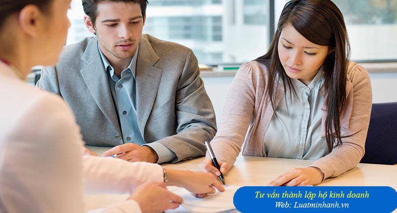 Tư vấn thành lập hộ kinh doanh rẻ và Uy tín