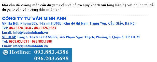 Dịch vụ đăng ký bảo hộ nhãn hiệu độc quyền hàng hóa tại Việt Nam