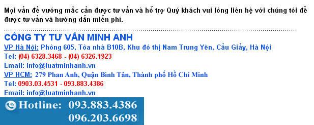 Thay doi von dieu le cong ty von nuoc ngoai uy tin