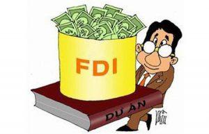 Thủ tục thành lập doanh nghiệp có vốn đầu tư nước ngoài