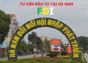 Tư vấn đầu tư tại Hà Nam