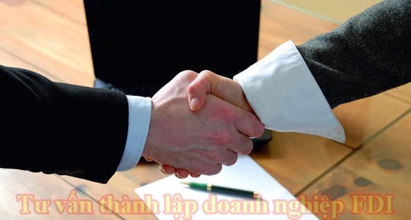 Tư vấn thành lập doanh nghiệp FDI